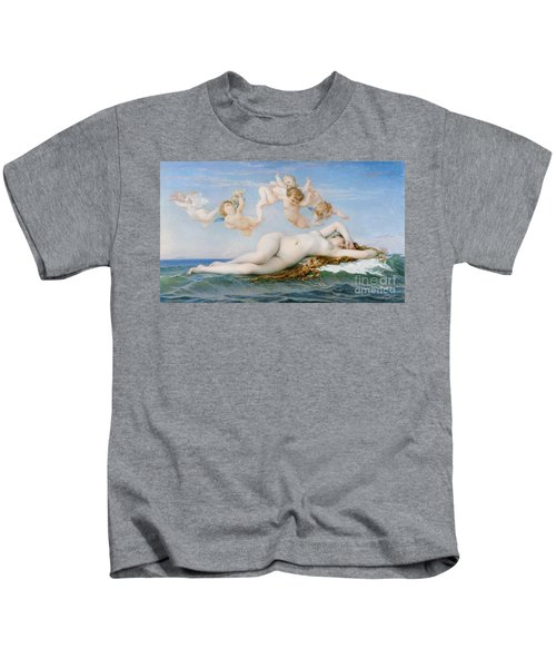 Birth Of Venus Kids T-Shirt