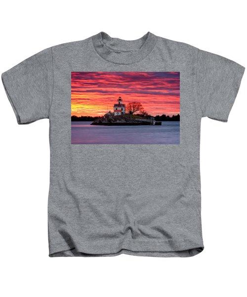 Rock Ablaze Kids T-Shirt