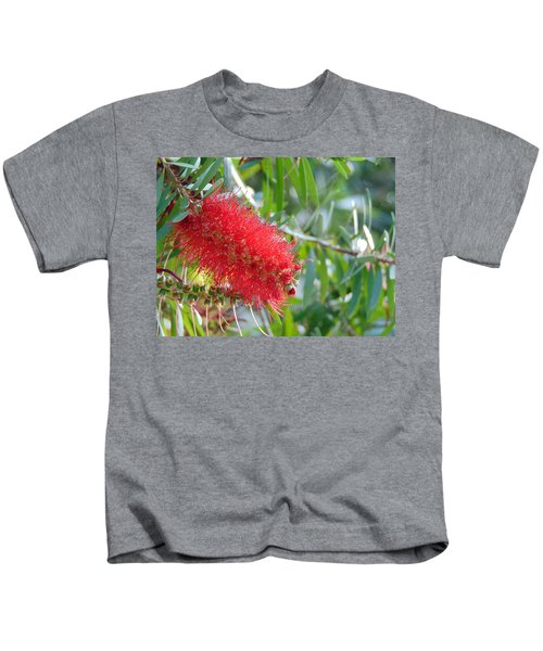 Blooms - Gulf State Park Kids T-Shirt