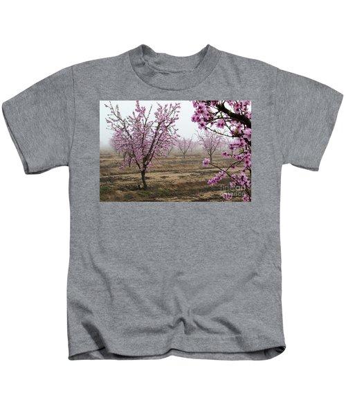 Blossom Trail Kids T-Shirt