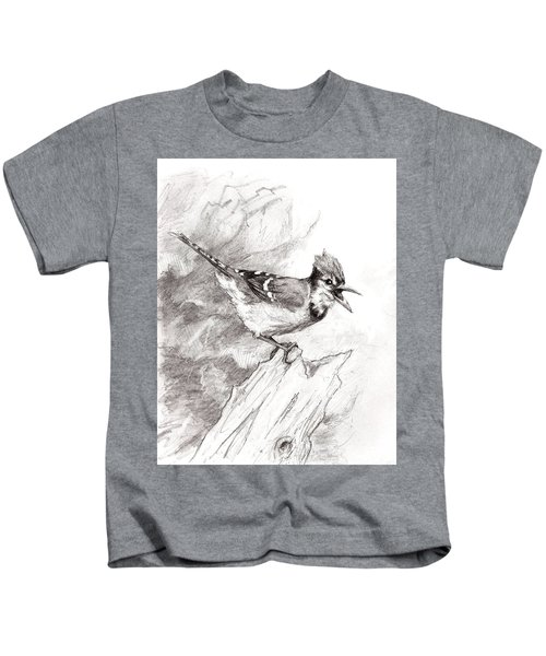 Blue Jay Kids T-Shirt