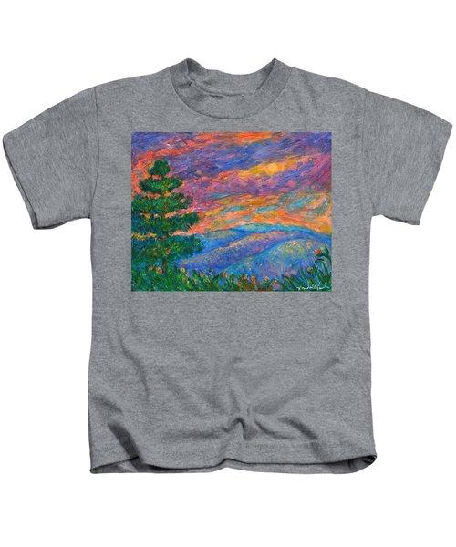 Blue Ridge Jewels Kids T-Shirt