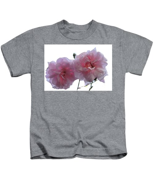Blushing Beauties Kids T-Shirt