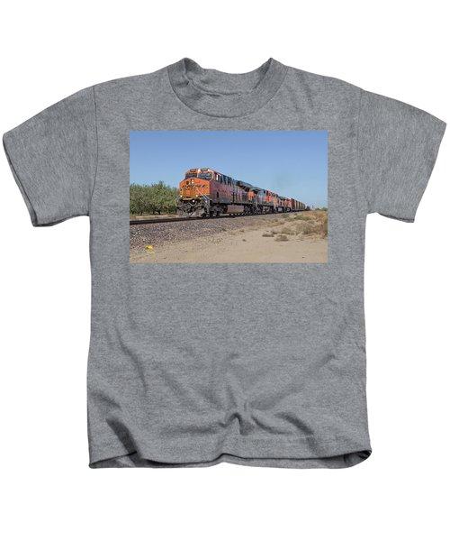 Bnsf7890 Kids T-Shirt