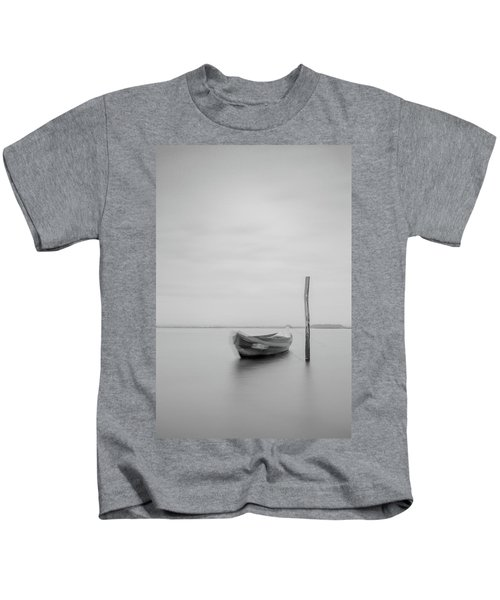 Boat On A Stick Kids T-Shirt