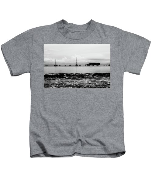 Boats And Waves 2 Kids T-Shirt