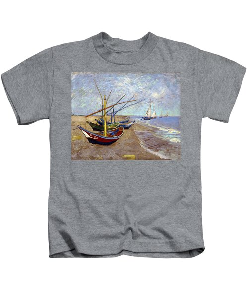 Boats Kids T-Shirt