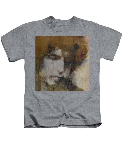 Bob Dylan - The Times They Are A Changin' Kids T-Shirt