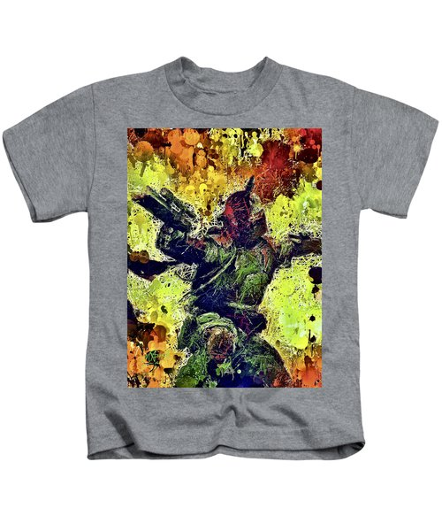 Boba Fett Kids T-Shirt