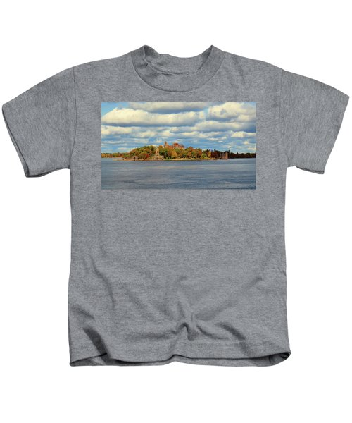 Boldt Castle Kids T-Shirt