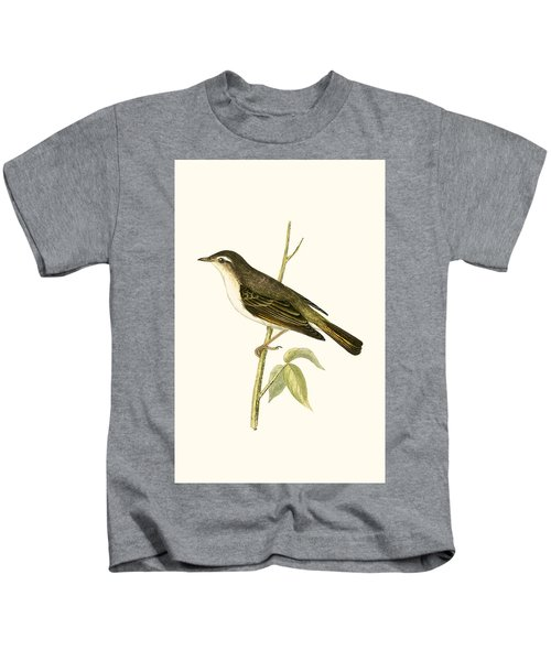 Bonelli's Warbler Kids T-Shirt by English School