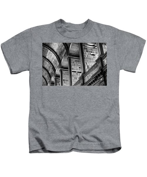 Book Heaven Kids T-Shirt