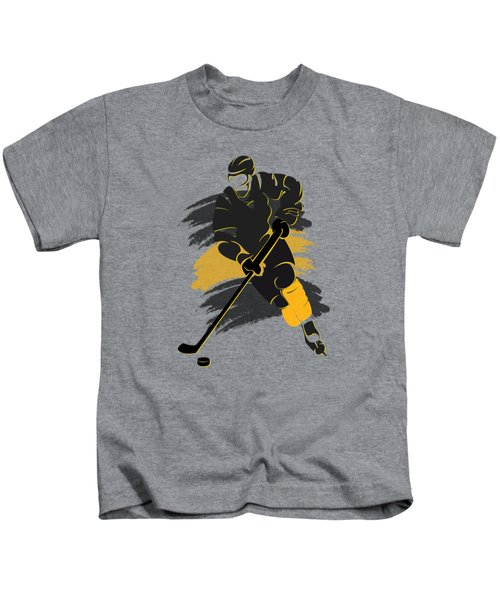 Boston Bruins Player Shirt Kids T-Shirt
