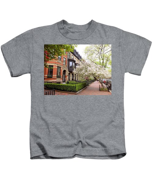 Boston Spring Kids T-Shirt