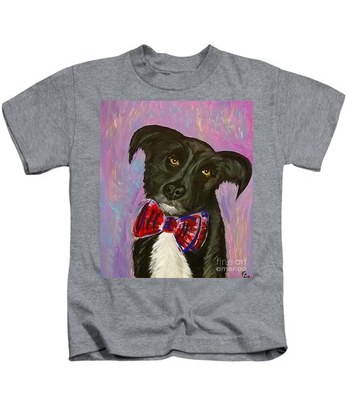 Bow Tie Boy Kids T-Shirt