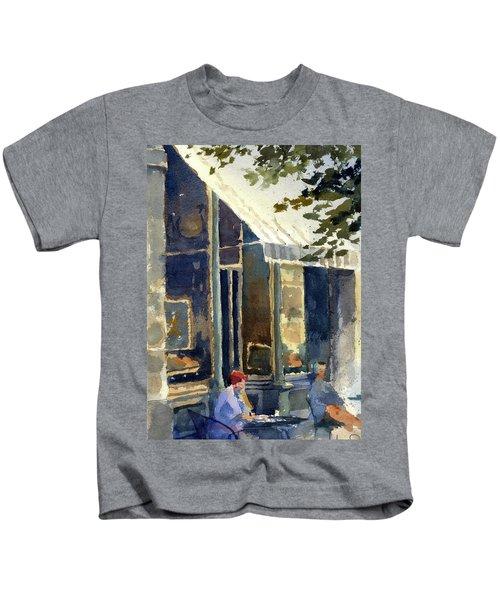 Boulangerie Du Monde, Cedarburg Kids T-Shirt