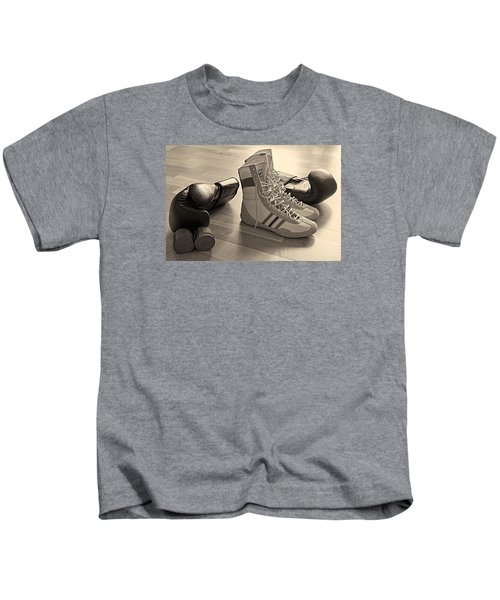 Boxing Kids T-Shirt