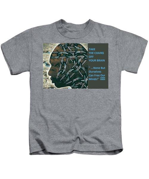 Brain Chains Kids T-Shirt