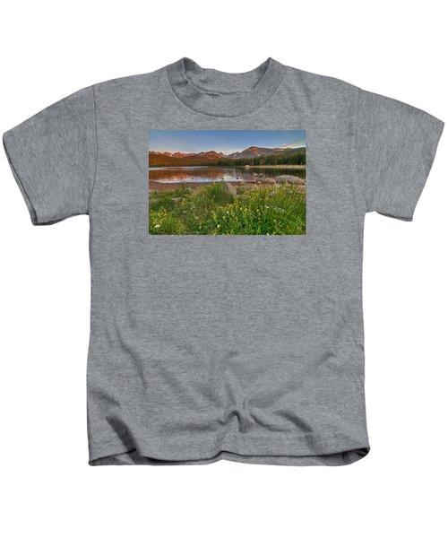 Brainard Lake Kids T-Shirt