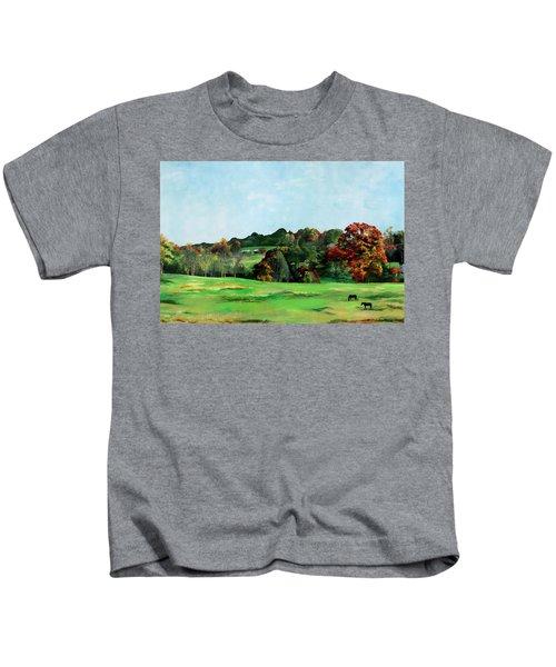 Beaver Valley Kids T-Shirt