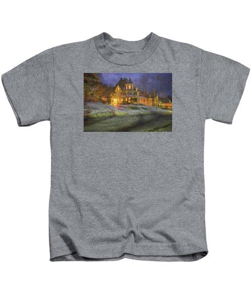 Brattleboro Victorian II Kids T-Shirt