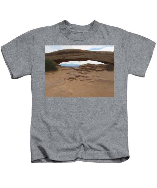 Breezy Bridge Kids T-Shirt