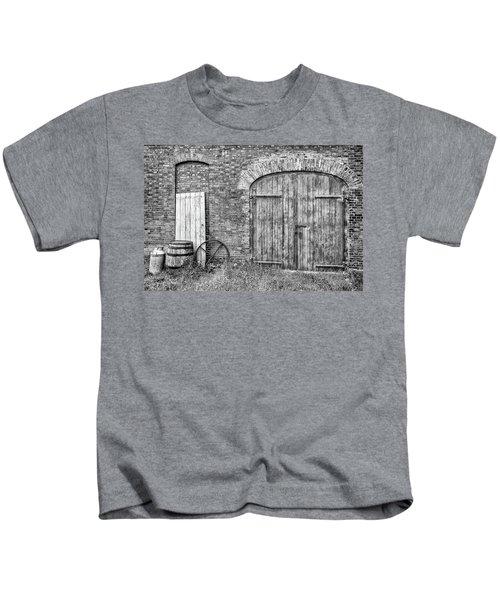 Brewhouse Door Kids T-Shirt