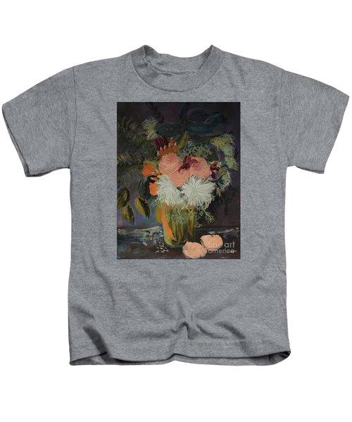 Bridal Bouquet II Kids T-Shirt