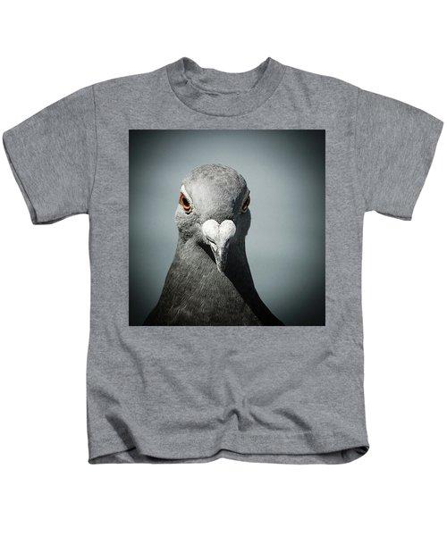 Brieftaube Von Mandy Tabatt Auf Kids T-Shirt
