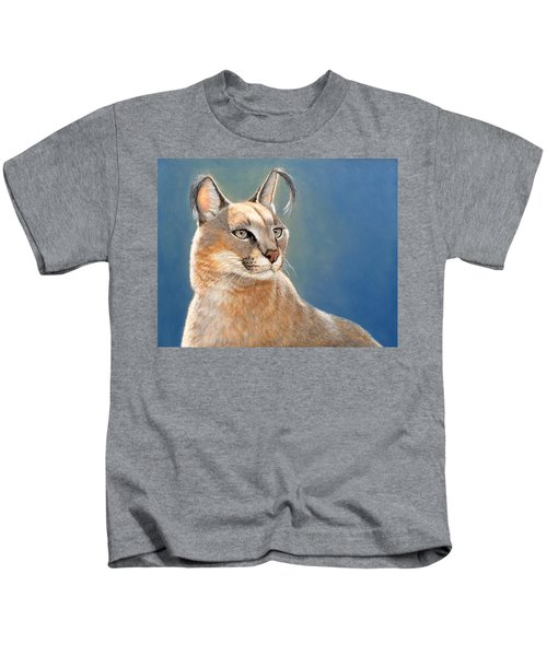 Bright Eyes - Caracal Kids T-Shirt