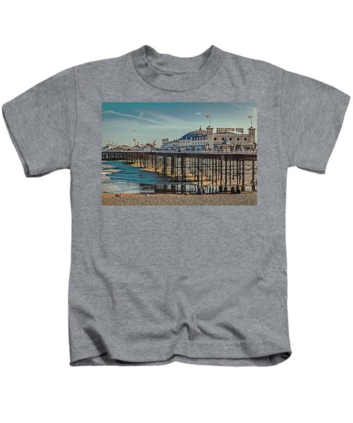 Brighton Pier Kids T-Shirt