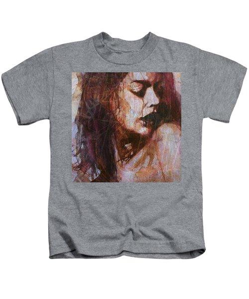 Broken Down Angel Kids T-Shirt