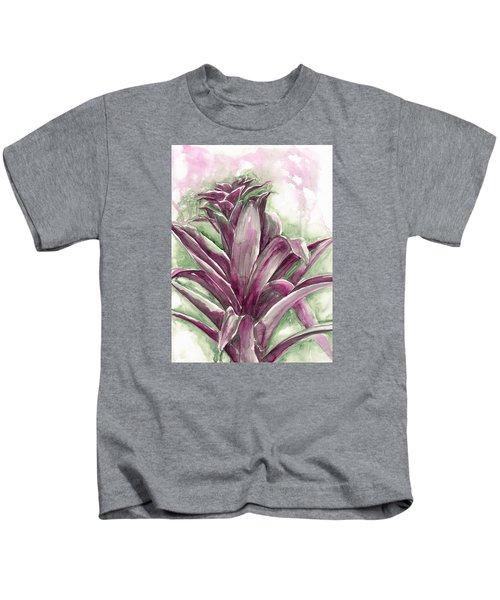 Bromeliad Kids T-Shirt