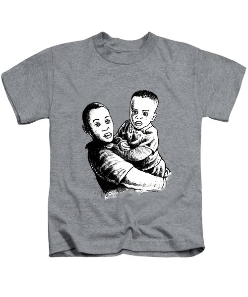 Brothers Kids T-Shirt
