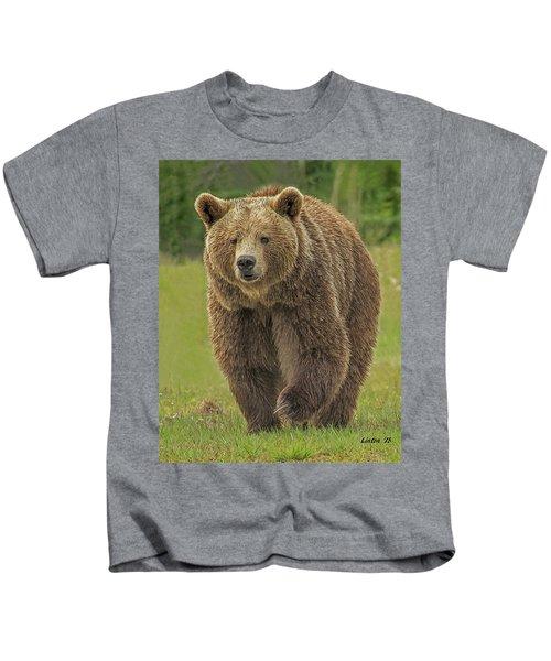 Brown Bear 1 Kids T-Shirt