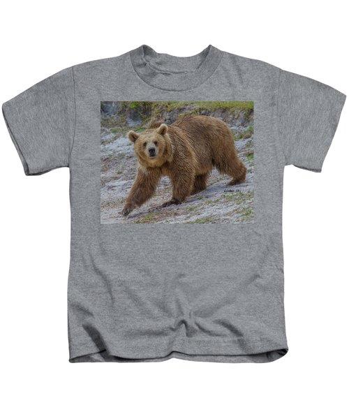 Brown Bear 3 Kids T-Shirt