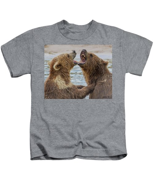 Brown Bears4 Kids T-Shirt