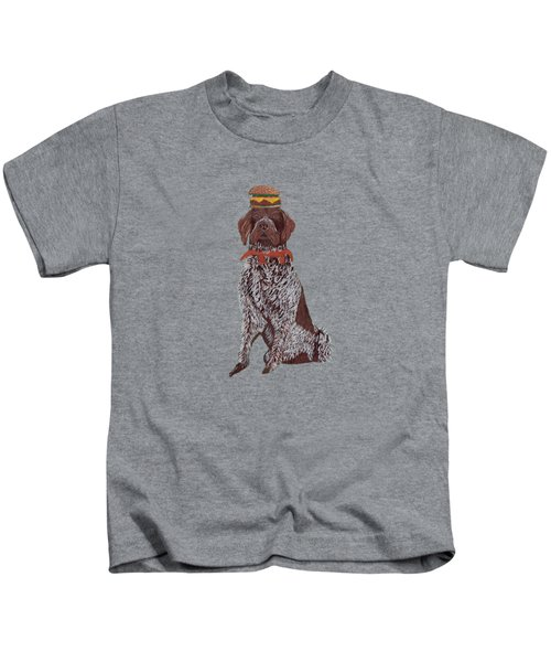Bruno - Hamburger Kids T-Shirt