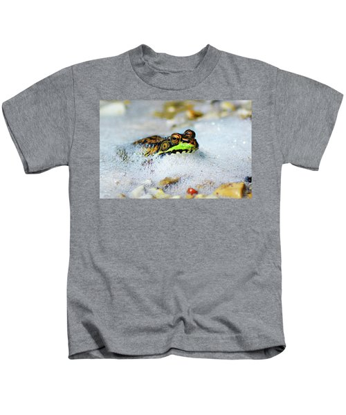 Bubble Bath Kids T-Shirt