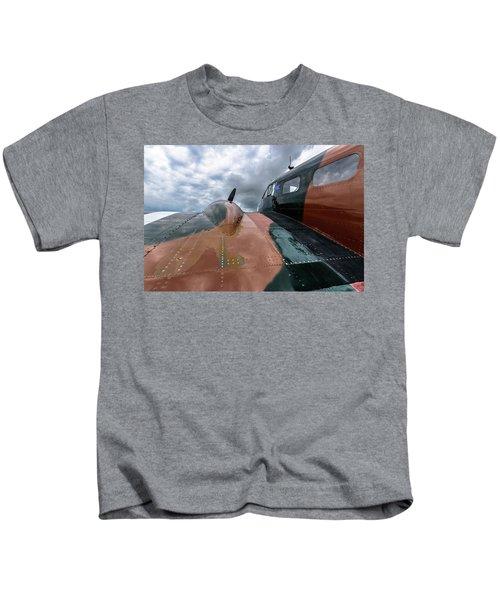 Bucket Of Bolts Kids T-Shirt