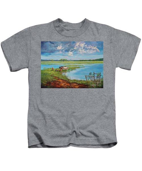 Bucolic St. John's Kids T-Shirt