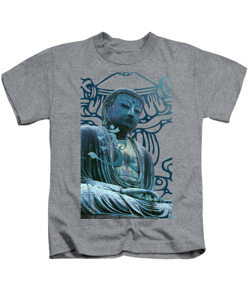 Buddha Great Statue Kids T-Shirt