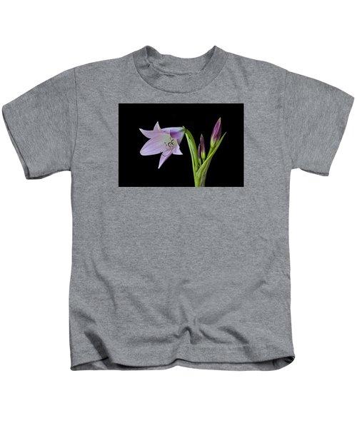 Budding Lily Kids T-Shirt