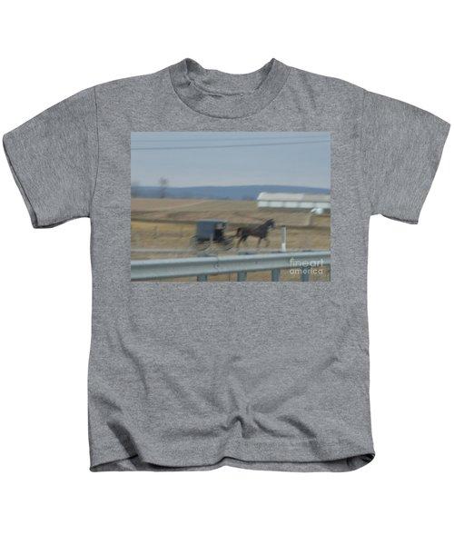 Buggy Ride Three Kids T-Shirt