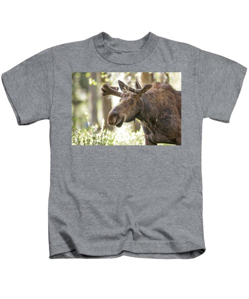 Bull Moose Kids T-Shirt