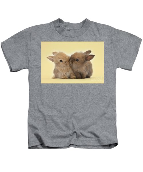 Bunny Kisses Kids T-Shirt