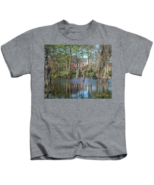 Burke Hall Cypress Lake Kids T-Shirt