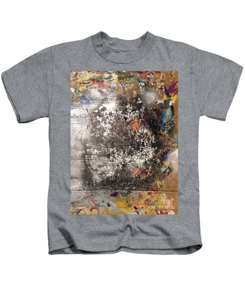 Burn Crackle Fizz Kids T-Shirt