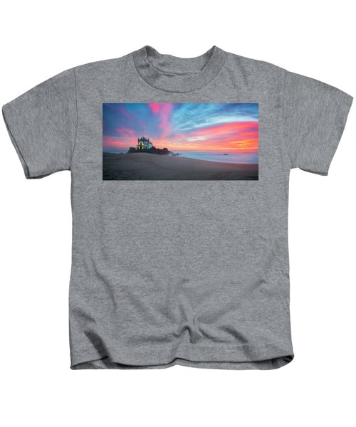 Burning Sky V3 Kids T-Shirt