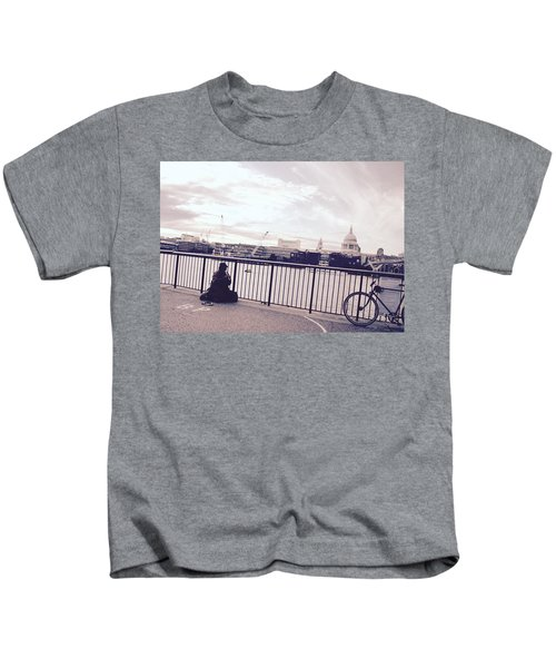 Busking Place Kids T-Shirt